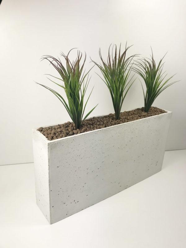Donica betonowa slim